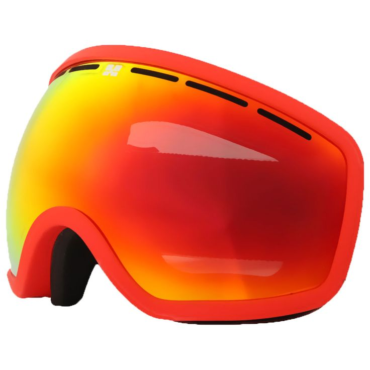 Pack Masque Aphex Pack Baxter Red Revo Red / Extra Lens Yellow Hiver 2016 Listing 2016