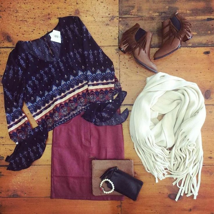 Outfit crush!! Available in store now #ootd #flatlay #outfit #outfitinspo  #shop3284 #evolveportfairy #fashion #womensfashion #clothing #fringe #supportsmallbusiness #boho #portfairy #greatoceanrd by evolvelifestyle