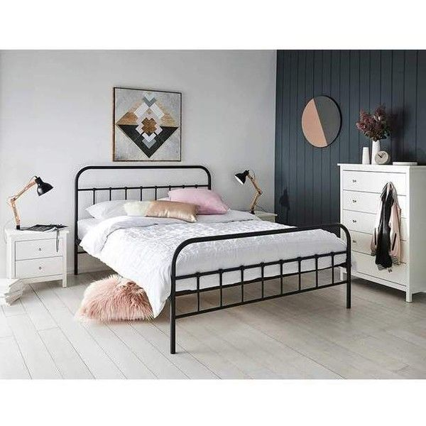 Willow Queen Bed 125 Liked On Polyvore Featuring Home