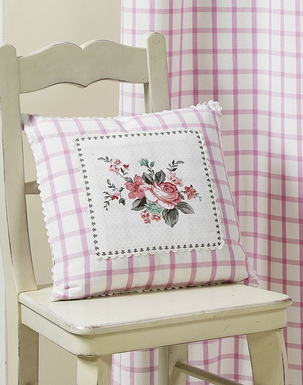 Curtains and Cushions to Compliment your Homes