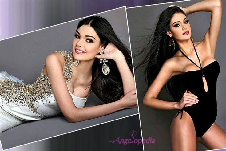 Andrea Rosales Castillejos crowned Miss Venezuela Earth 2015