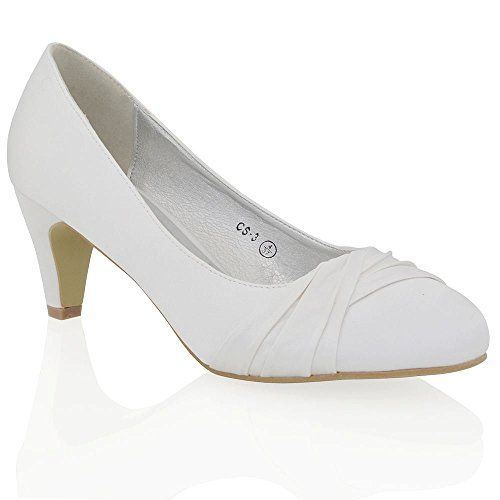 Essex Glam Womens Low Heel Bridal Party White Satin Slip ... https://www.amazon.com/dp/B01FK27AU0/ref=cm_sw_r_pi_dp_sCtKxbDM3E8ZK