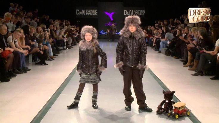 Colibri, DnN St.Petersburg Fashion Week, 6 апреля 2013, Dress Code TV, F...