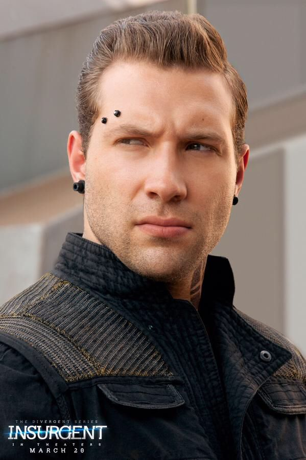 Jai Courtney as Eric in INSURGENT