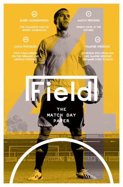 FIELD Magazine #magazine #cover