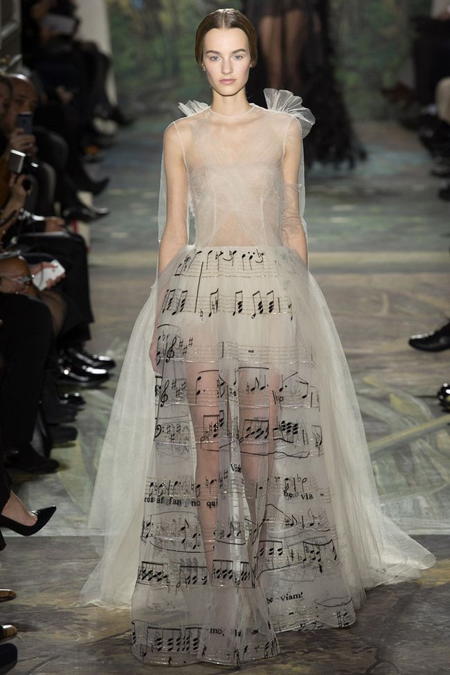 Valentino from Couture Spring 2014 in Paris