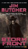 I think the Dresden Files is an amazing book series. Really worth reading.