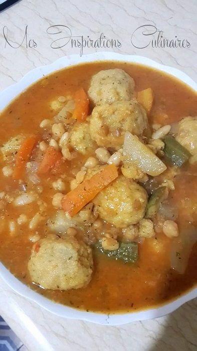 osbane Kabyle tikourbabine Je vous propose une recette algérienne de la petite Kabylie que ma gra...