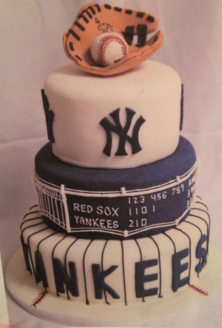 Birthday cake idea for boyfriend, but switch to Cardinals ...
