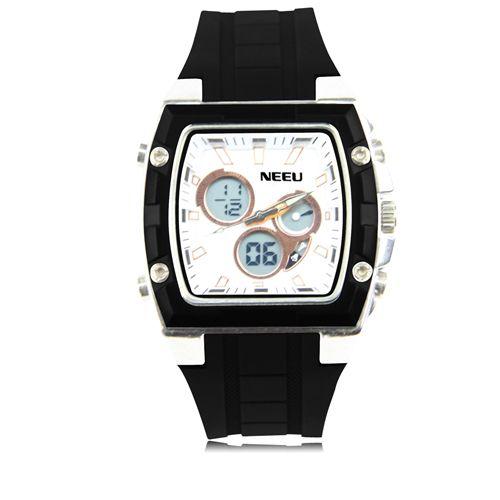 Wholesale Promotional Watches - Multifunctional Analog Digital Wrist Watch  Product Link >> http://www.papachina.com/new/multifunctional-analog-digital-wrist-watch  Watch Product Video >> https://www.youtube.com/watch?v=Ae0DetGzDnE