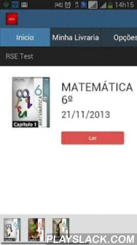 Ensino Fundamental - Edebe  Android App - playslack.com , Aplicativo para os alunos e professores do Ensino Fundamental. Este aplicativo deverá ser utilizado para acesso aos livros digitais da Editora Edebe Brasil.