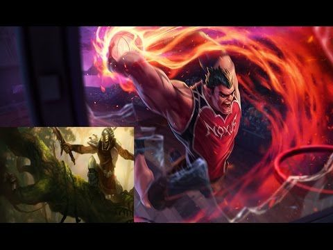 League Of Legends Darius and MasterYi Montage