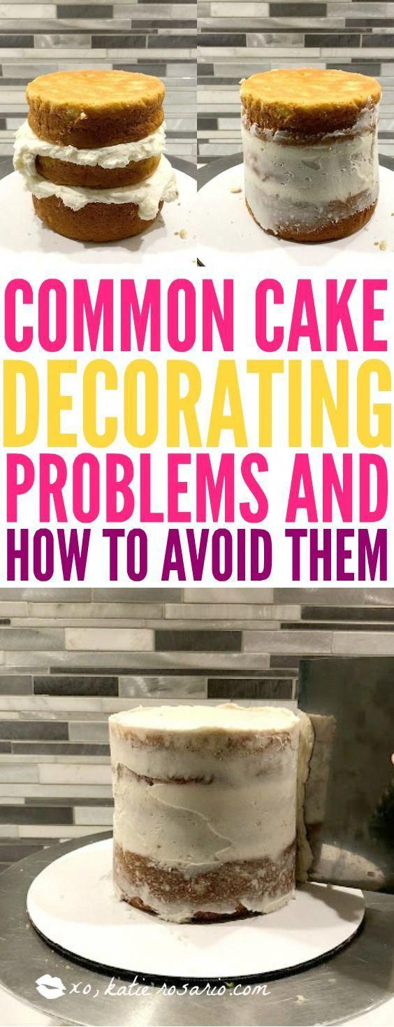 I love cake decorating but I get so worried I don't know what I am doing. Idk …  – Cakes
