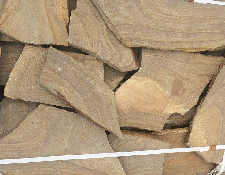 111 Клён песчаник плитняк / Maple sandstone flagstone