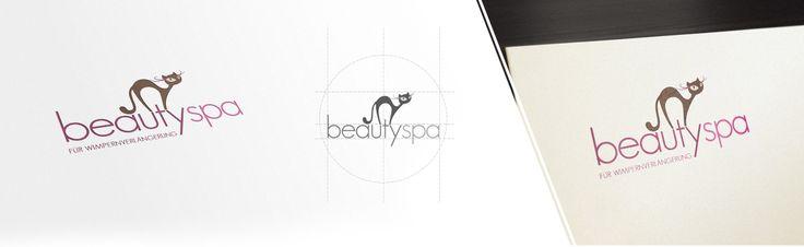 Logo-Entwicklung für Beauty Spa.