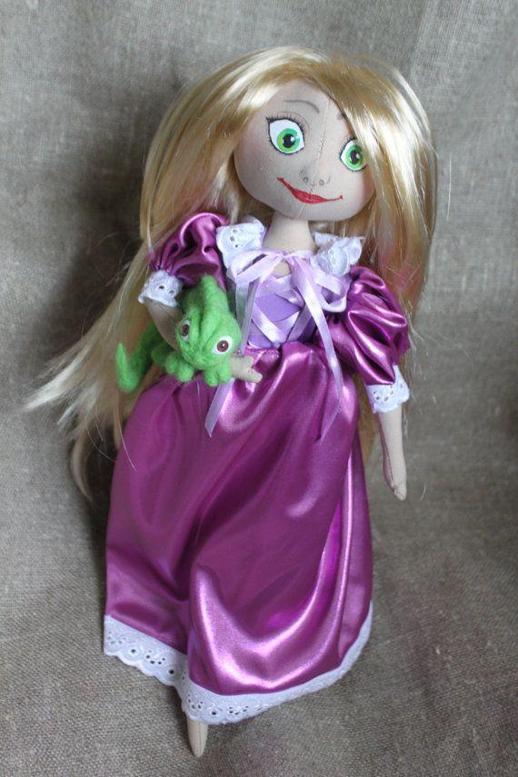 Rapunzel от ArtKotyur на Etsy