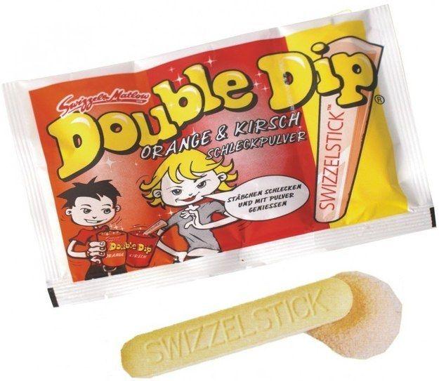Genau wie Double Dip:                                                                                                                                                                                 Mehr