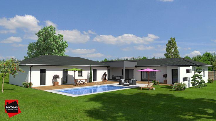 NOS MAISONS - NICOLAS Constructions : Constructeur de maisons en Gironde (33)