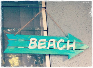 The beach is that way: Decor Ideas, Rooms Ideas