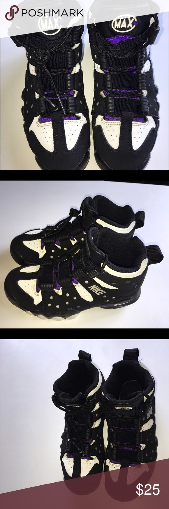 air max cb charles barkley sneakers for kids