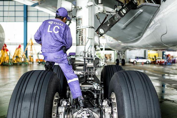 Technician, Thai Airways