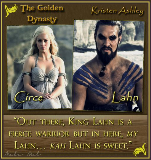 Goodreads | The Golden Dynasty (Fantasyland, #2) by Kristen Ashley — Reviews, Discussion, Bookclubs, Lists
