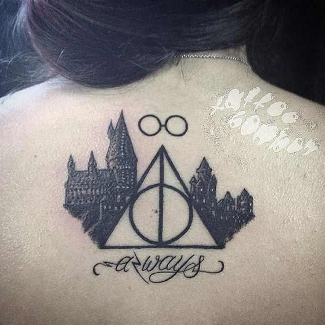 Harry potter always tattoo 11