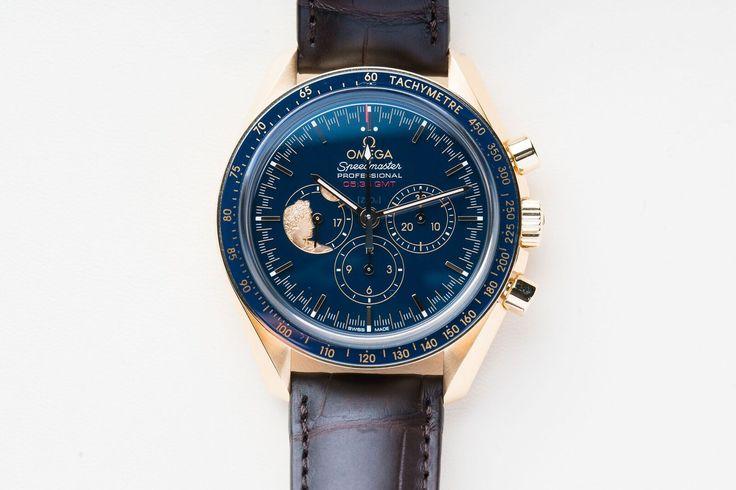 Watch of the Week: Omega Speedmaster Apollo XVII 45th Anniversary