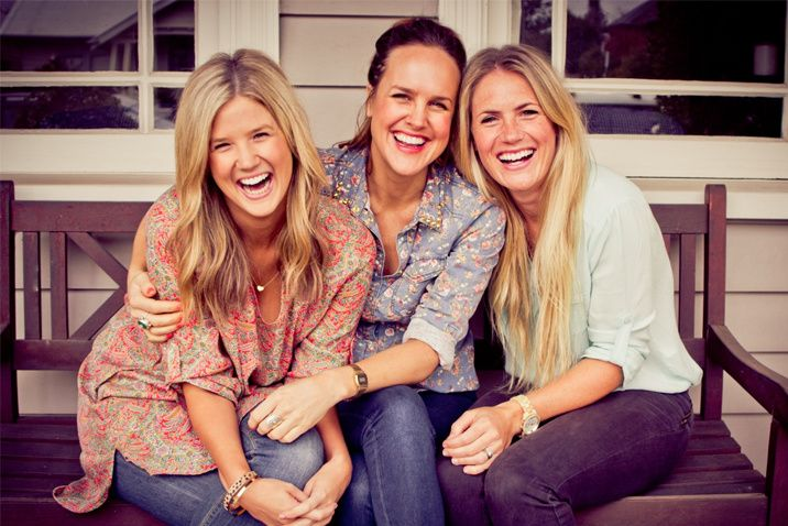 Meet the girls behind Show and Tell on the Littleville blog! @staceymorlang #ontheblog