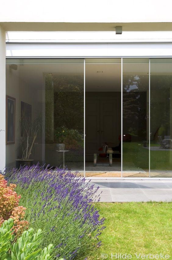 Glasshouse® gebouwd aan klassieke woning, KELLER minimal windows® | De Mooiste Veranda's