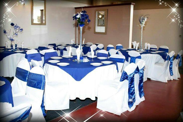 Royal Blue Wedding Angie And Isaac S Royal Blue Wedding