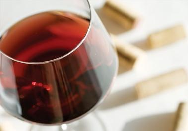 Es gibt doch nichts über ein Gläschen Wein...