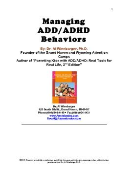 effective teaching approach on adhd students Teaching students with adhd means recognizing they aren't broken,simply different, and they require different kinds of lessons.