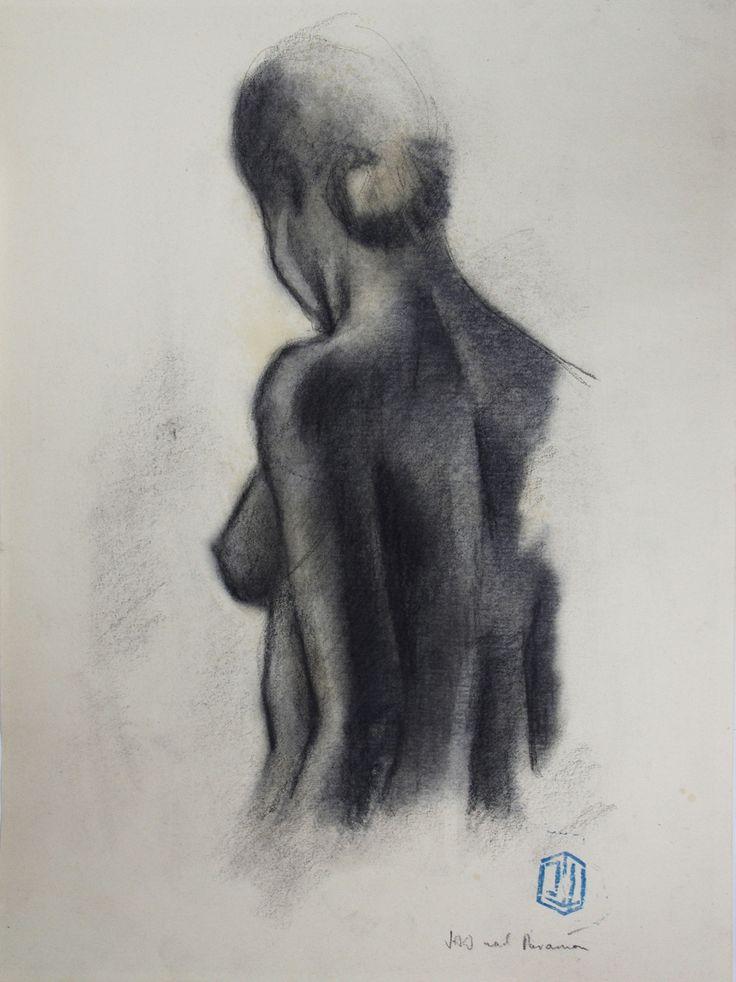 Studie nach Parramón 12 by Jens H. Westermann, #art #artist #drawing #Kunst #Künstler #Zeichnung #Westermann
