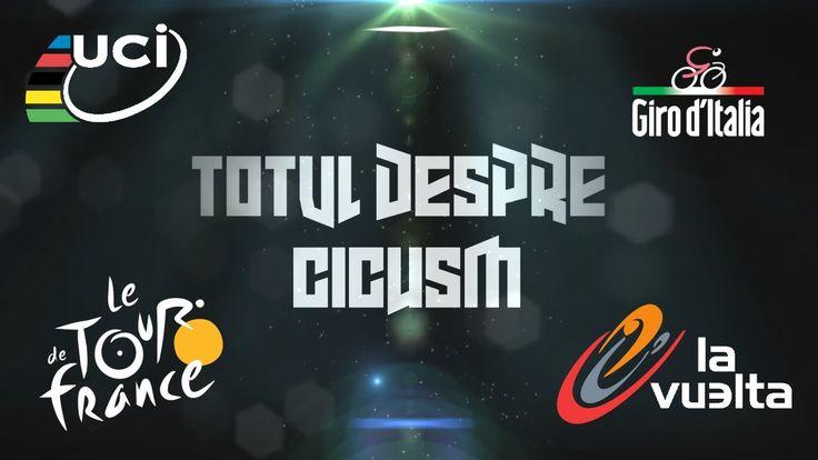 Totul Despre Ciclism - Episodul 1.
