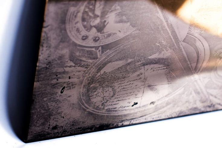 Состаренное зеркало бронза | SkloArt