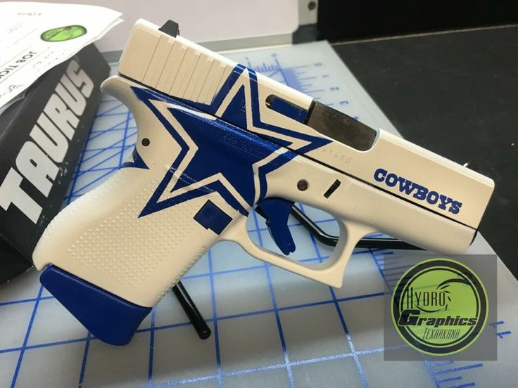 Dallas Cowboys Gun
