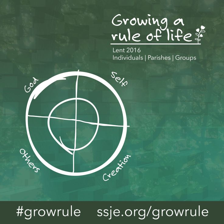 This series focuses on God as the Chief Gardenerof oursouls and use a tool frommonastic spirituality called a 'Rule ofLife' to explore andcultivateour relationships with God, Self, Others, an…