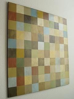 paint chip picture: Wall Art, Idea, Paint Chips, Diy Art, Paintchipart, Color, Paintings Chips Wall, Paintings Chips Art, Paintings Samples