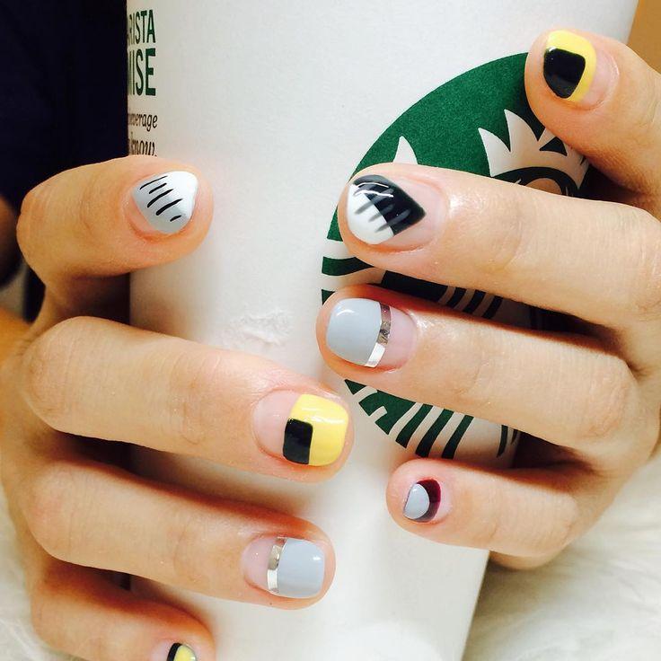 148 best images about 2016 nail art on pinterest nail - Disenos de unas decoradas ...