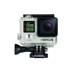 Go Pro Hero 4 (black) Like to have one, so i never miss capturing adventurous and great moments thought my travels! Especially love it when filming underwater or extreme outdoor scenes!