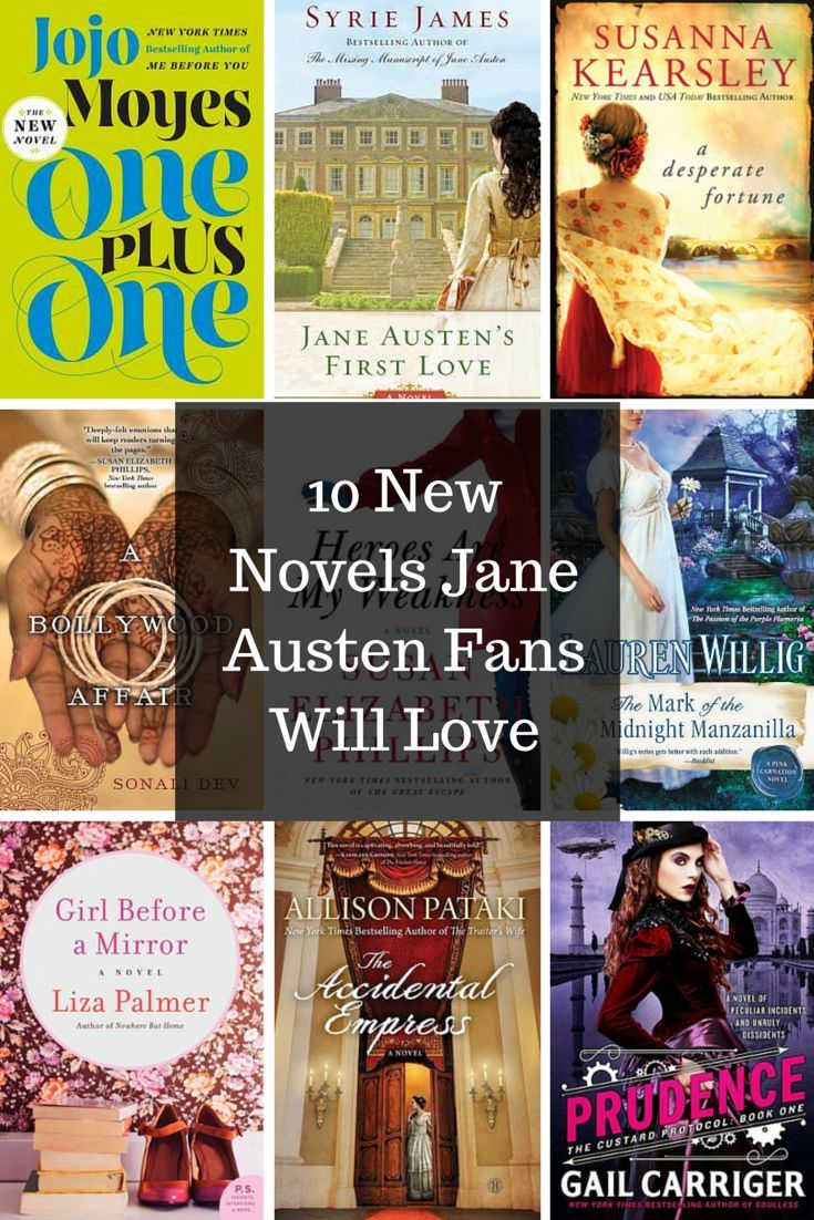 Books for Jane Austen fans
