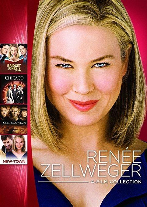 Renee Zellweger & Gemma Jones - Renee Zellweger 4 Film Collection