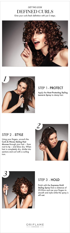 ¿Quieres hacer alarde de esos rizos sin preocuparse mucho frizz? Hemos creado 3 fácil de seguir los pasos de usar productos de peluquería HairX para dar a sus rizos definición.