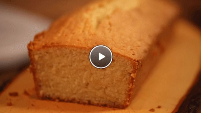 Makkelijke citroencake - Rudolph's Bakery | 24Kitchen