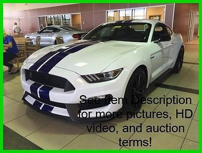 nice 2016 Ford Mustang Shelby - For Sale View more at http://shipperscentral.com/wp/product/2016-ford-mustang-shelby-for-sale/