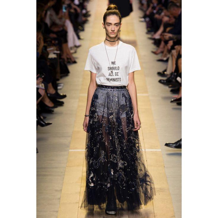Christian Dior  #VogueRussia #readytowear #rtw #springsummer2017 #ChristianDior #VogueCollections