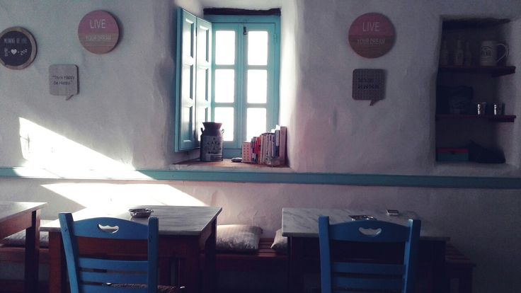 Alozi cafe in Lagada Amorgos