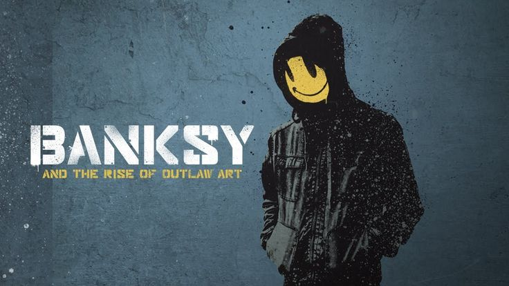Banksy & The Rise of Outlaw Art – Trailer   – STREET ART… MURALS and…..
