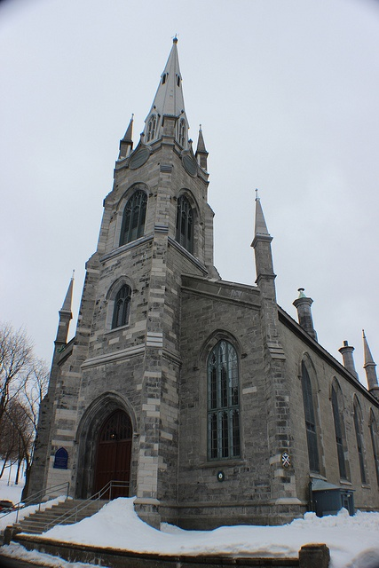 Quebec, Quebec Chalmers-Wesley United Church | Flickr - Photo Sharing!